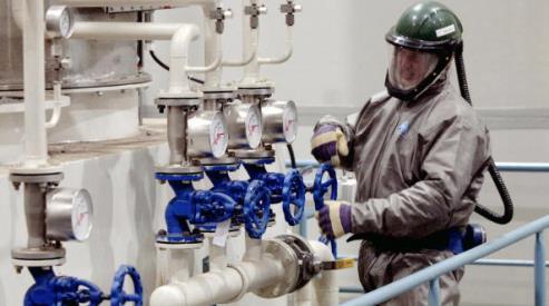 На Ростовской АЭС установят чешскую трубопроводную арматуру