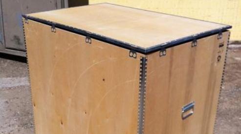 Деревянная тара от компании GoldBox