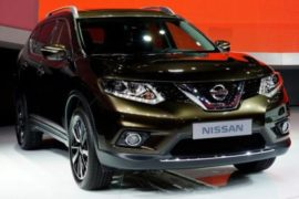 Новый Nissan X Trail 2014