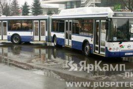 Популярный в России городской автобус ЛиАЗ-6213