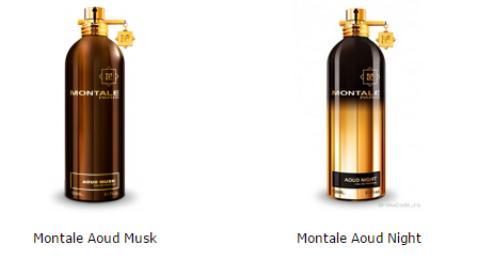 Особенности ароматов Montale