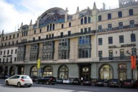 Исторический отель «Метрополь» – в самом сердце Москвы
