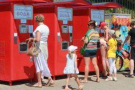 Торговые автоматы газированной воды