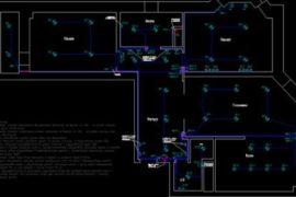 Энергоэффективный проект электроснабжения квартиры