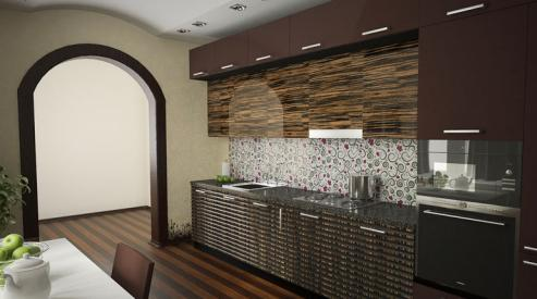 Кухонная мебель от производителя