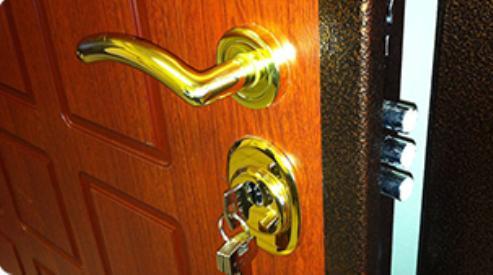 За стальной дверью – надёжнее!
