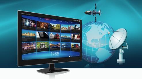 Сотни каналов спутникового ТВ – за символическую сумму