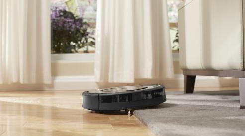 Робот iRobot Roomba 870 поможет убрать дом быстро