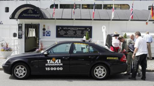 В Швеции решили навести порядок, прекратив поборы в такси