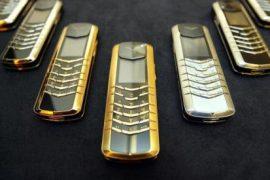 Vertu ti – последняя модель компании Vertu