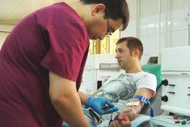 Как в Москве прошёл День донора