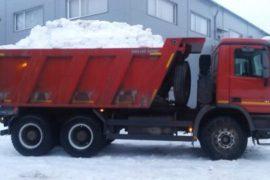 Как наладить организованный вывоз снега