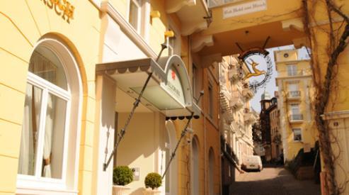Отели в  Баден-Бадене