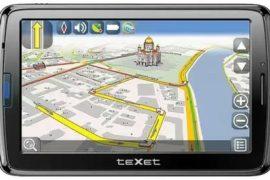 Навигаторы Texet