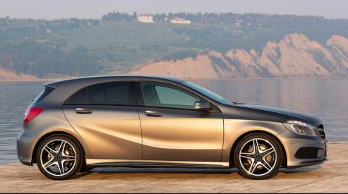 Mercedes-Benz A-Class — тест-драйв