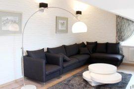 Обустройство интерьера большой квартиры