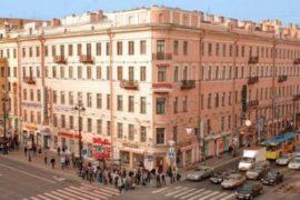 Гостиницы  Санкт-Петербурга.