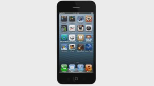 Немного о iPhone 5