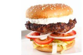 История появления бургера