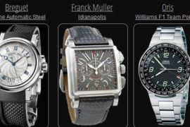 Ломбард дорогих часов – лучшее место  для элитных покупок
