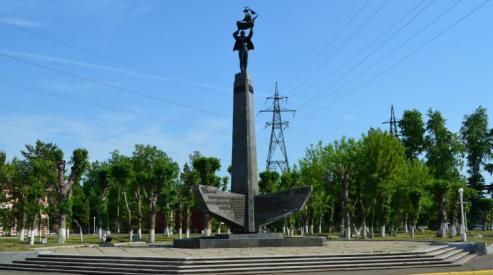 Портал Комсомольска-на-Амуре