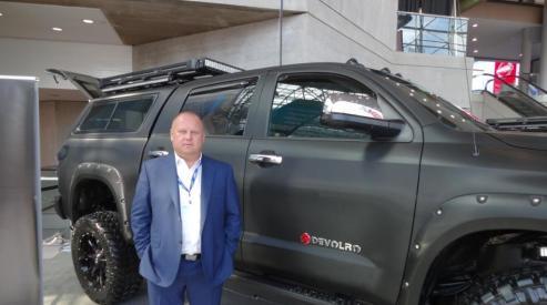 Русский автопром в Америке — DEVOLRO