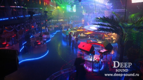 Оборудование для ночных клубов