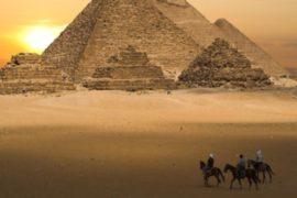 Из Архангельска — в Египет