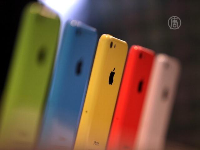 Новые айфоны Apple приняли в Китае прохладно