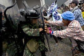 Таиланд: стычки в Бангкоке привели к жертвам