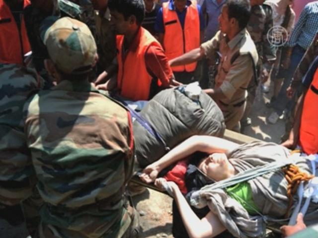 Россияне погибли при крушении автобуса в Индии