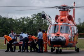 В Яванском море находят тела пассажиров AirAsia