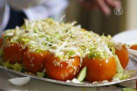 Вегетарианство — новый тренд: зелень вместо мяса