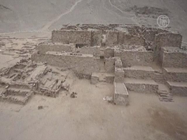 В Перу уничтожили пирамиду возрастом 5000 лет