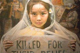 Художники призывают остановить убийства в Китае
