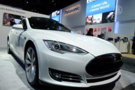 Электрокар Tesla выходит на китайский авторынок