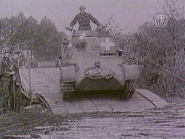 В Гливице вспоминают начало Второй мировой войны