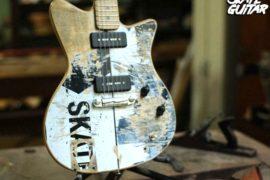 Скейтборды в Аргентине превращают в гитары