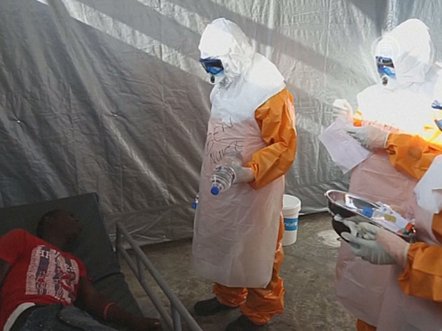 «Спасём детей» поможет бороться с Эболой