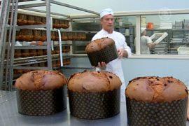 Заключённые пекут кексы к Рождеству