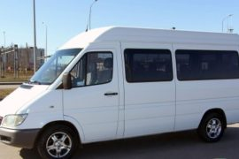 Рынок микроавтобусов. Россия и мир