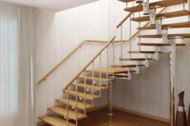 Металлические лестницы для загородного дома