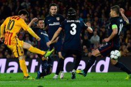«Барселона» с трудом вырвала победу у «Атлетико». Обзор футбольного матча «Барселона» – «Атлетико»