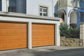 Секционные ворота – идеальное решение для гаража
