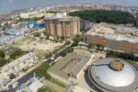 В Краснодаре полностью введен в эксплуатацию новый жилой квартал «Центральный»