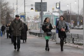 В России смертность в 5 раз выше, чем в США