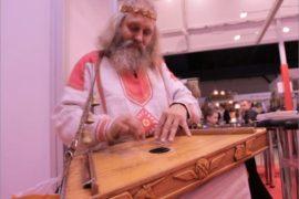 Ярмарка народных промыслов проходит в Москве