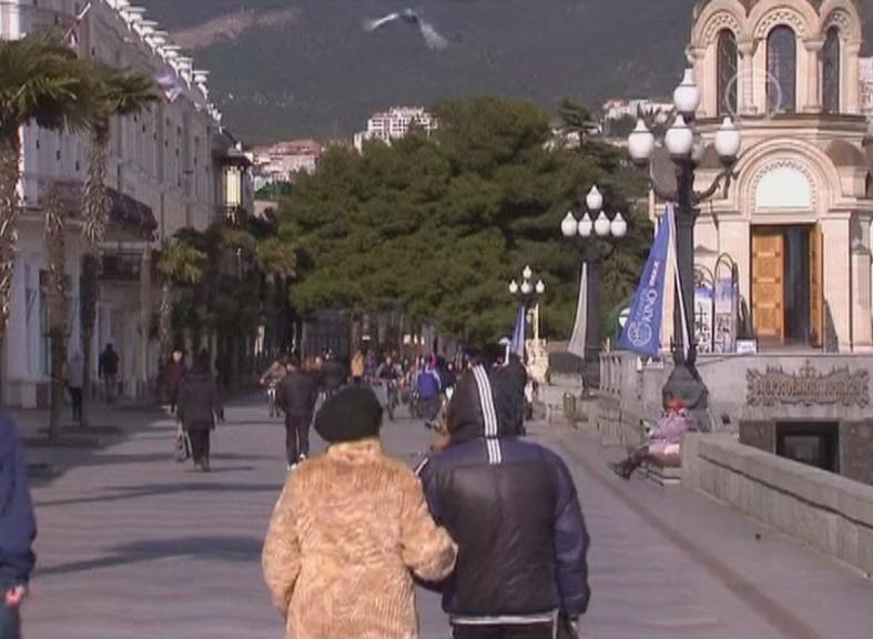 Крым переходит в рублёвую зону