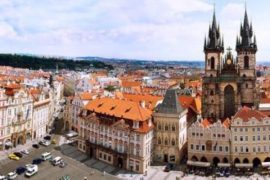 Прага — это не только пиво