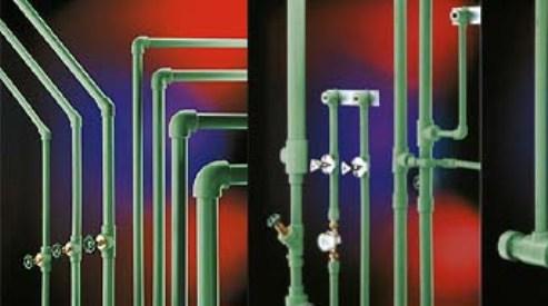 Полипропиленовые трубопроводы в современном доме